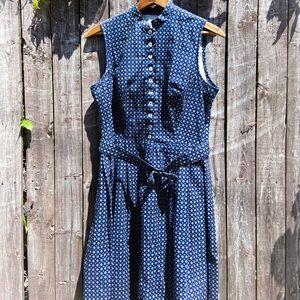 Vintage Handmade 1950 Dress